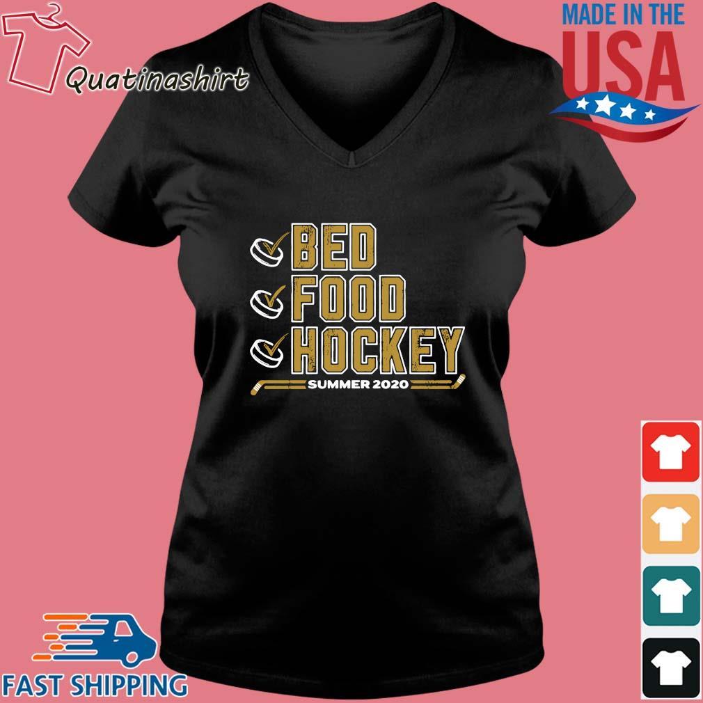 Bed food hockey summer 2020 s Vneck den