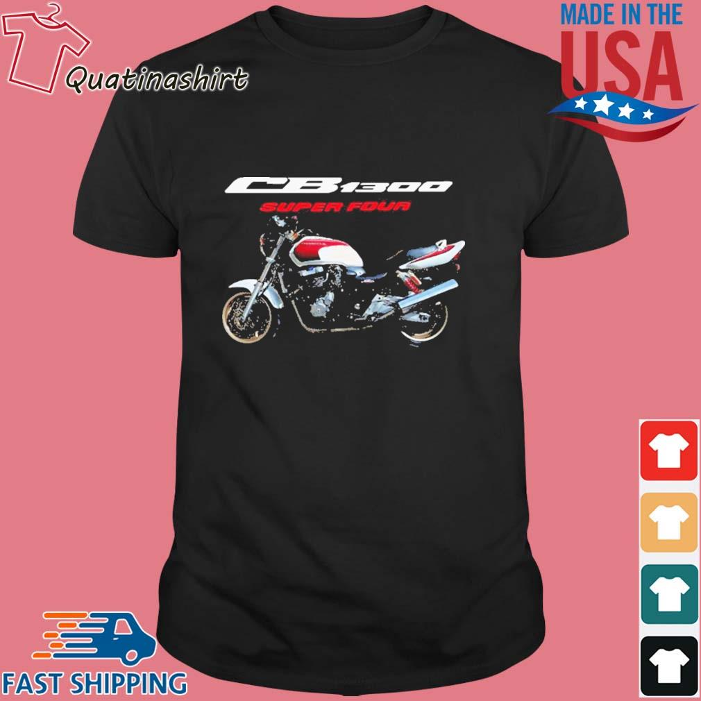 CB 1300 Super Four Motorcycle shirt