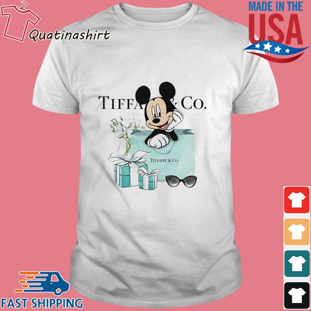 Mickey Mouse Tiffany _ CO shirt
