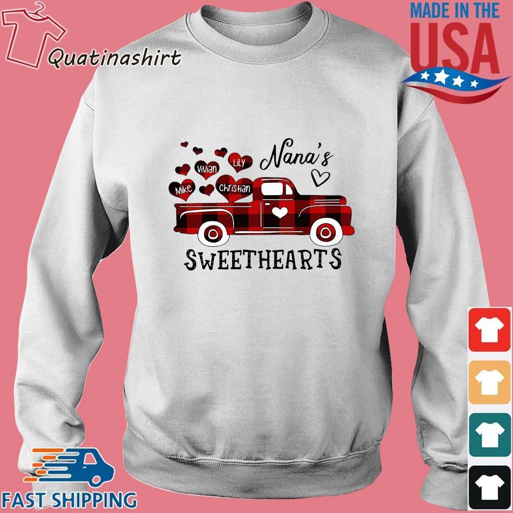 Truck Nana's sweethearts shirt