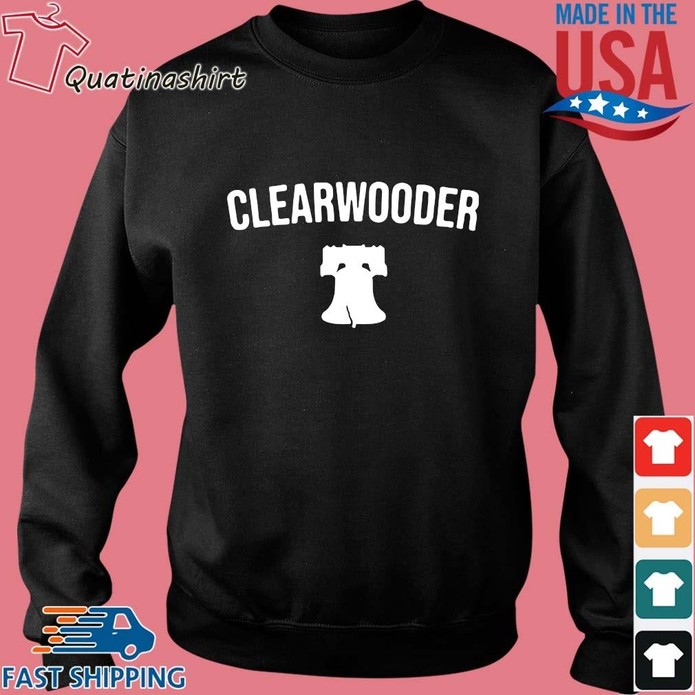 Official clearwooder s Sweater den