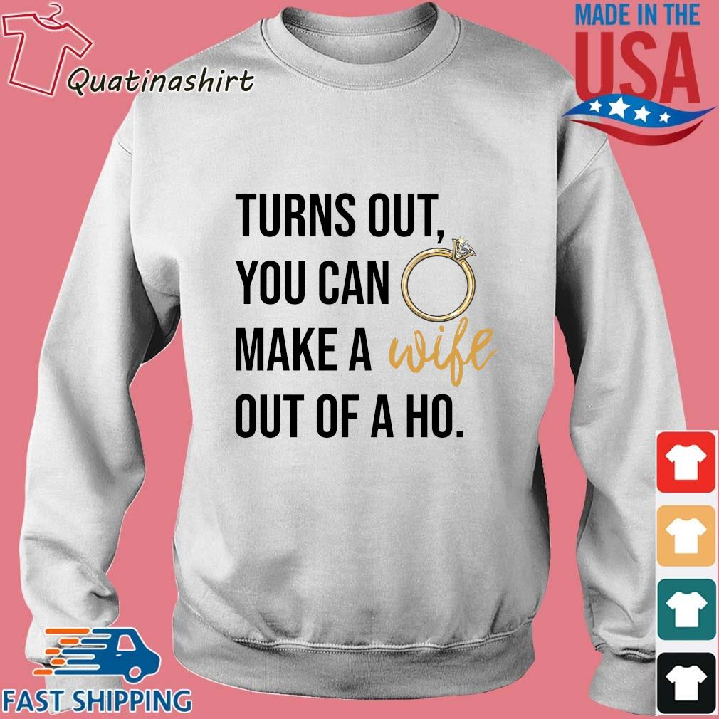 Turns out you can make a out of a ho s Sweater trang