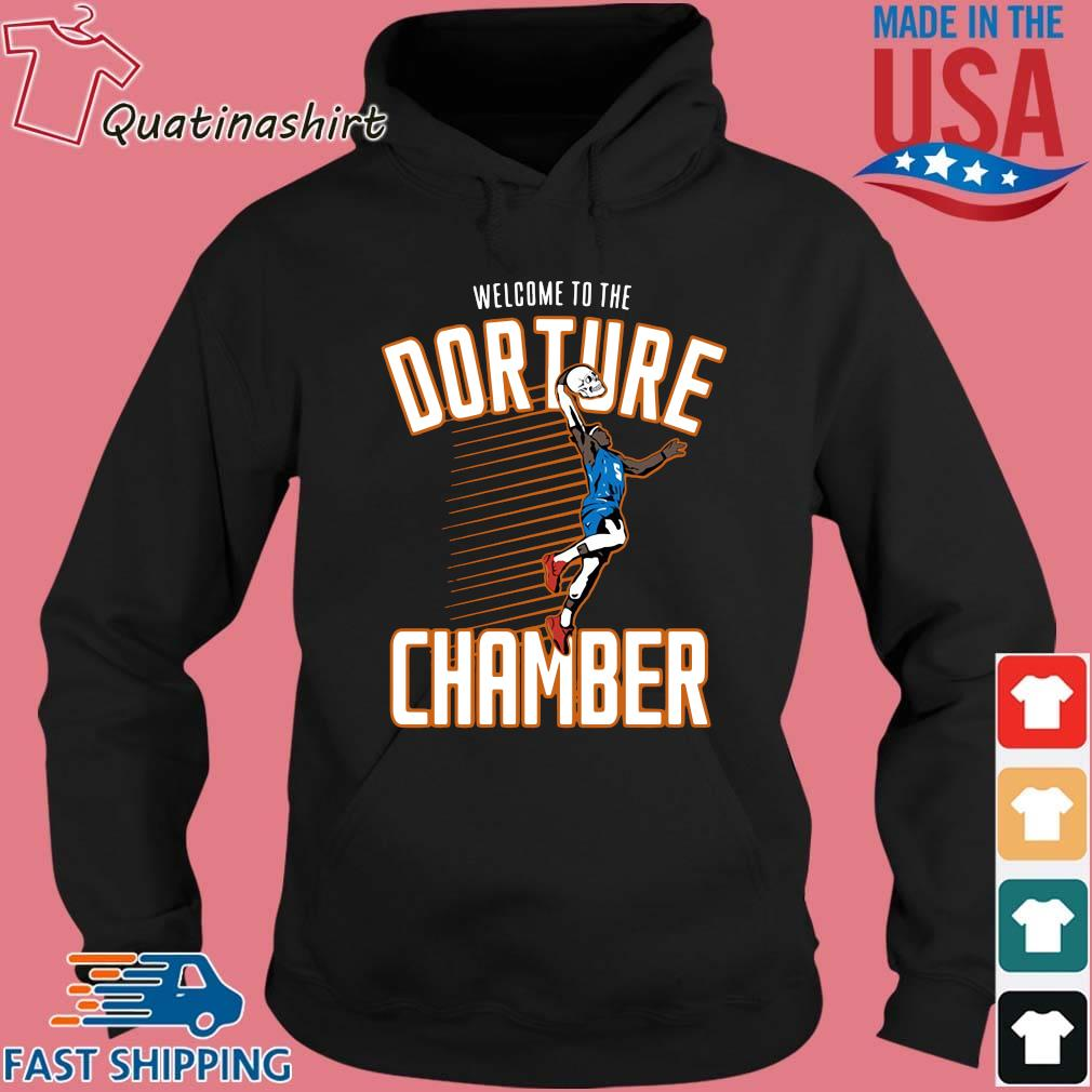 Welcome to the dorture chamber s Hoodie den