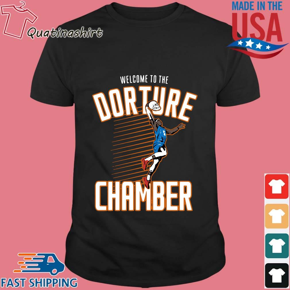 Welcome to the dorture chamber shirt