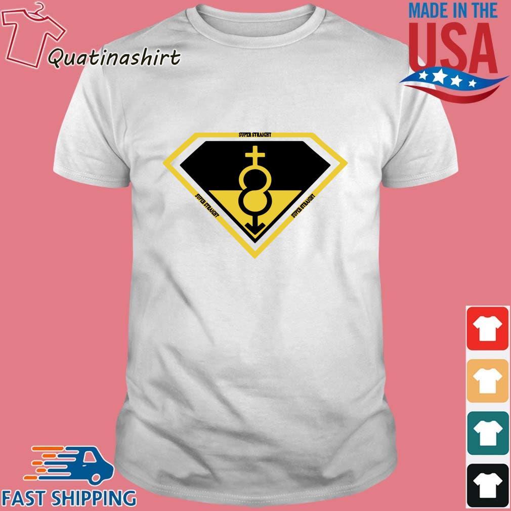 Super Straight Identity Gender Identity Shirt