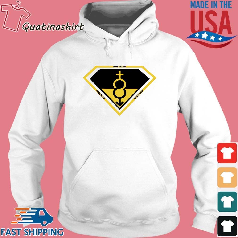Super Straight Identity Gender Identity Shirt Hoodie trang