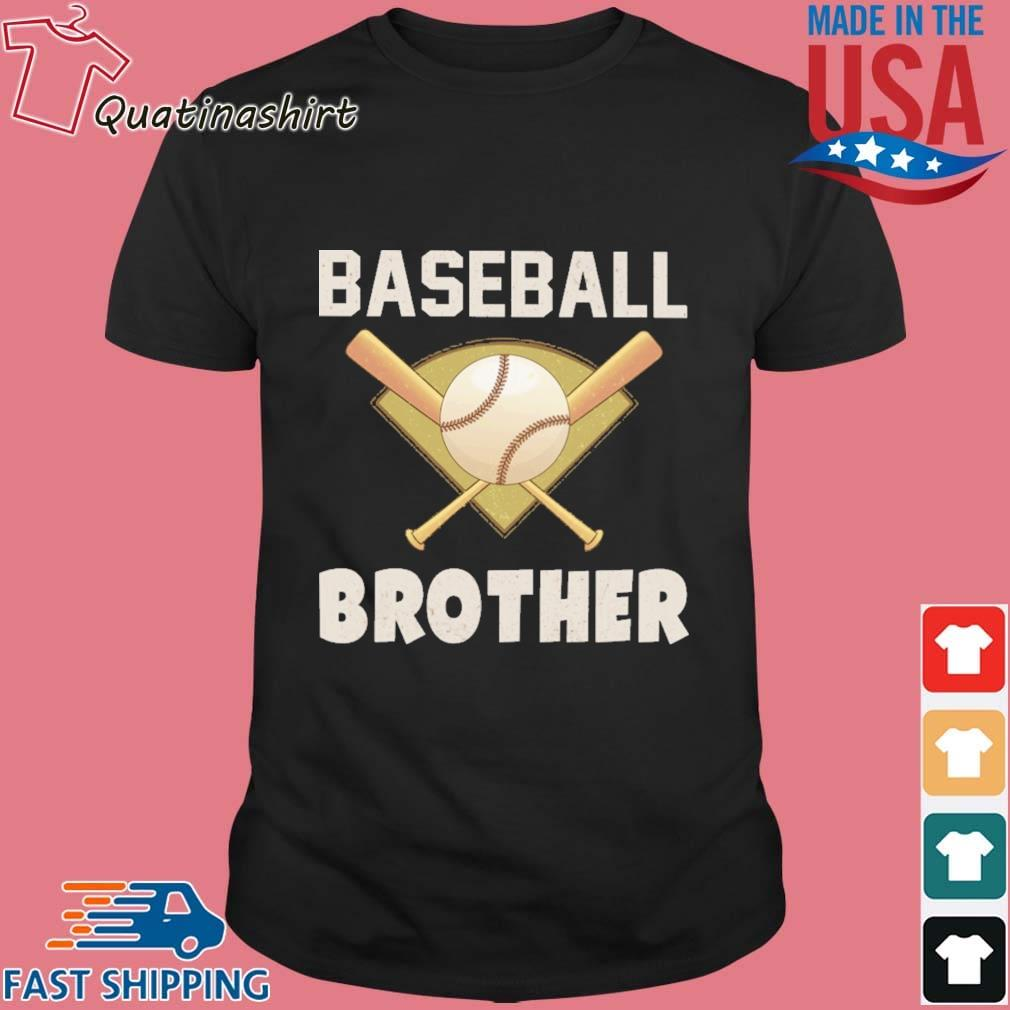 Baseball brother 2021 shirt