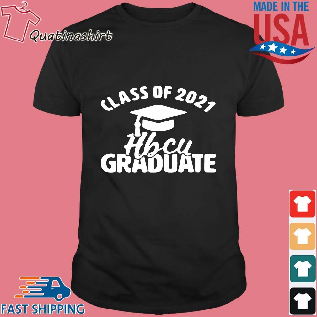 Class Of 2021 Hbcu Graduate Senior Shirt