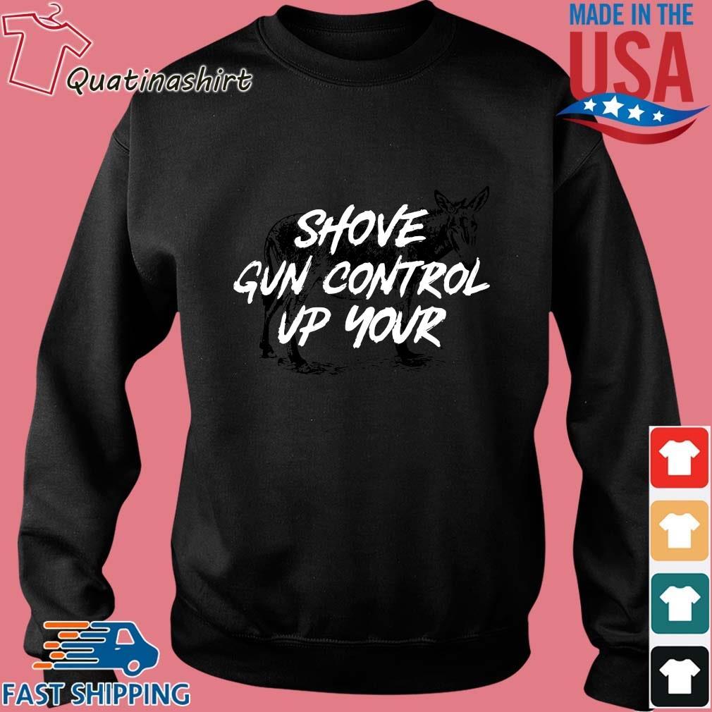 Donkey Shove Gun Control Up Your Shirt Sweater den