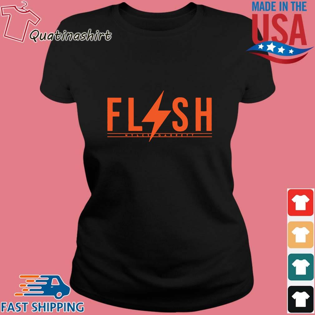 Flash Myles Garrett Shirt Ladies den