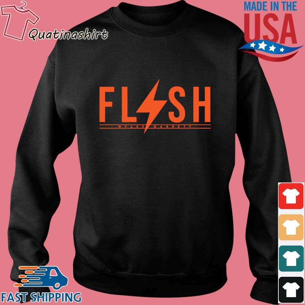 Flash Myles Garrett Shirt Sweater den
