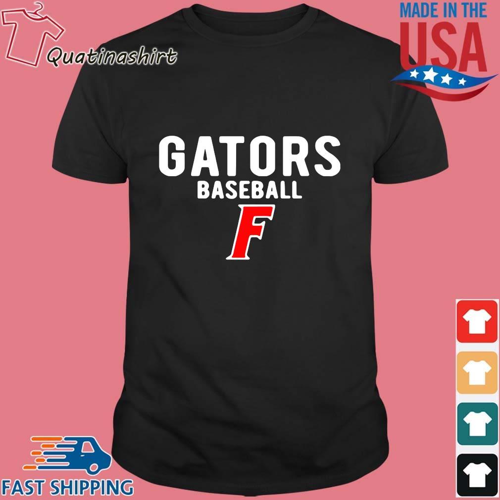 Florida Gators baseball F shirt
