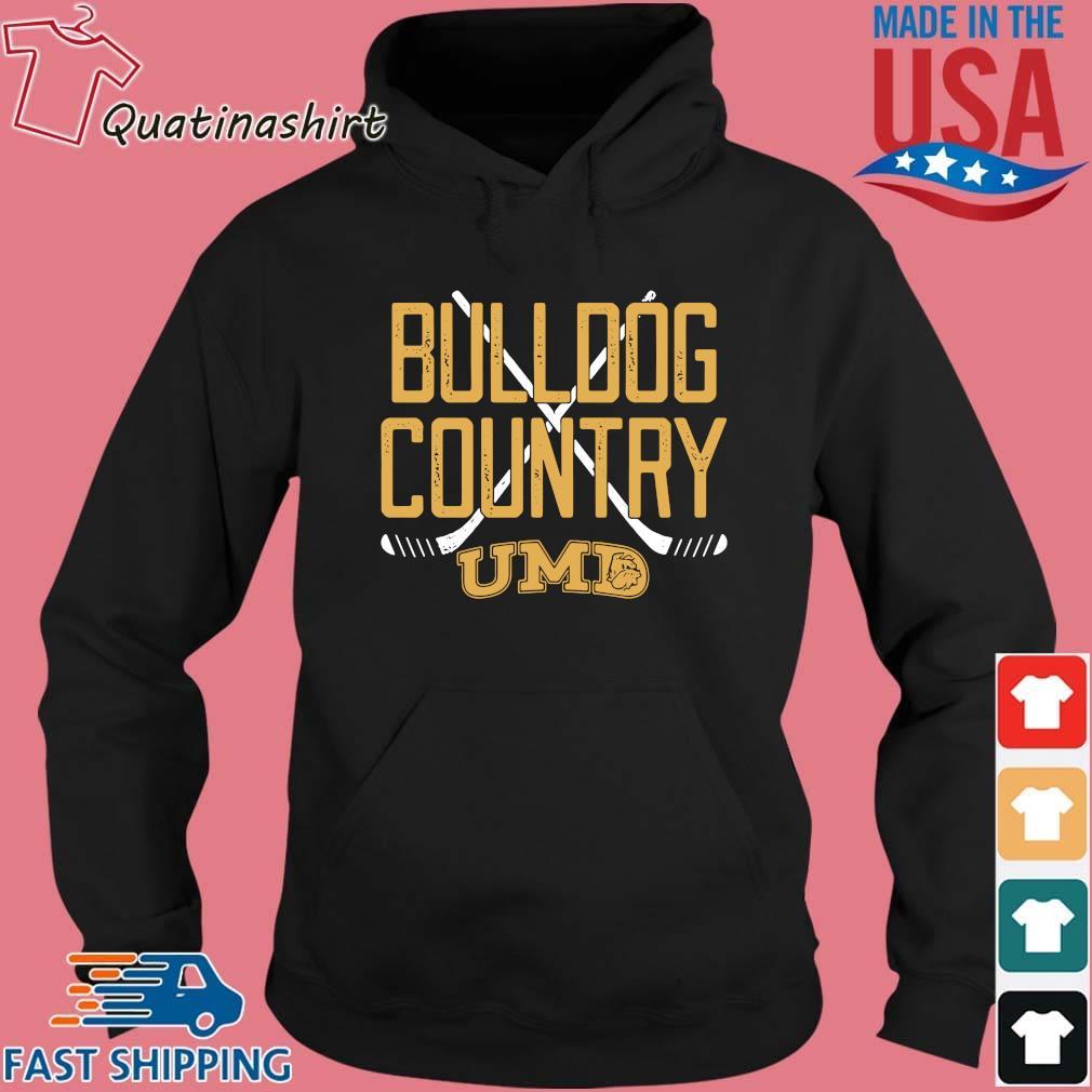 Georgia Bulldogs Bulldog Country UMD Shirt Hoodie den
