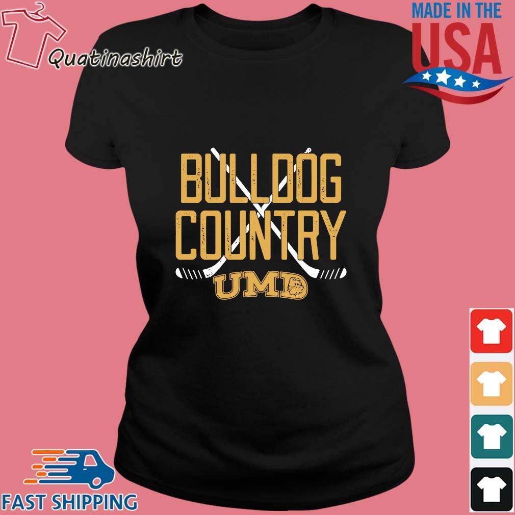Georgia Bulldogs Bulldog Country UMD Shirt Ladies den