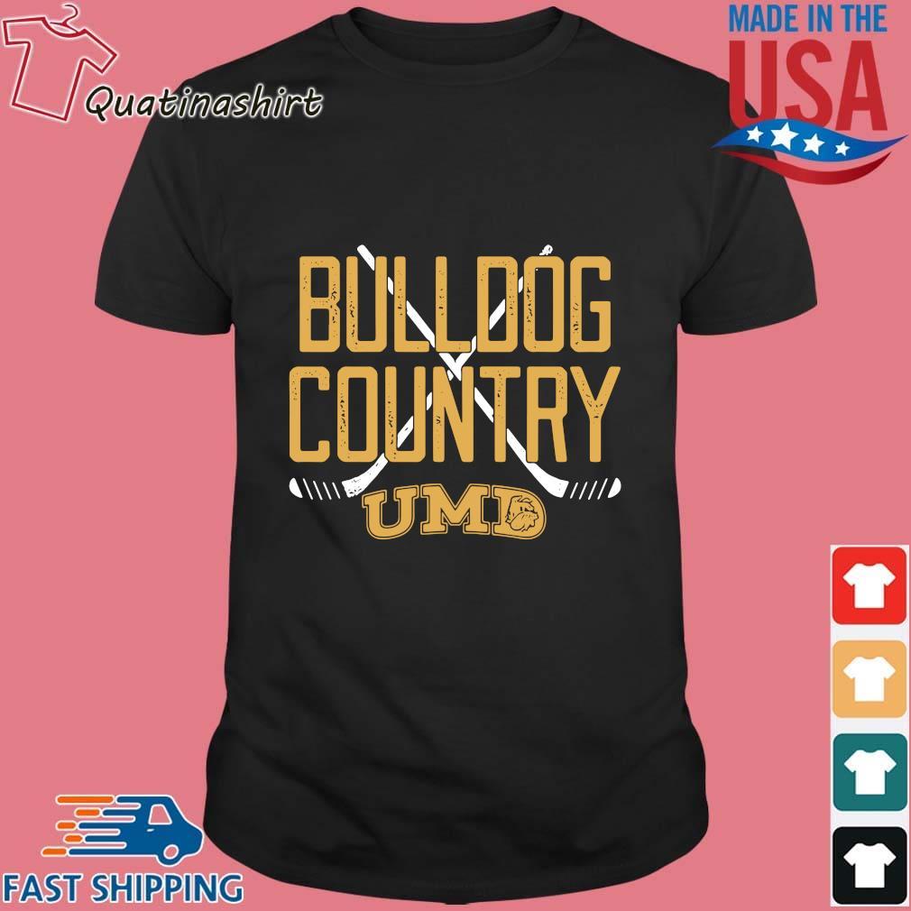 Georgia Bulldogs Bulldog Country UMD Shirt