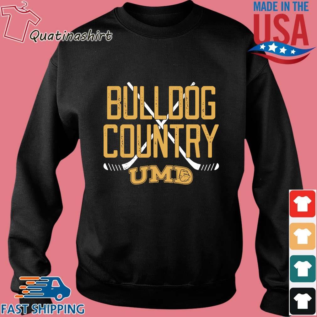 Georgia Bulldogs Bulldog Country UMD Shirt Sweater den