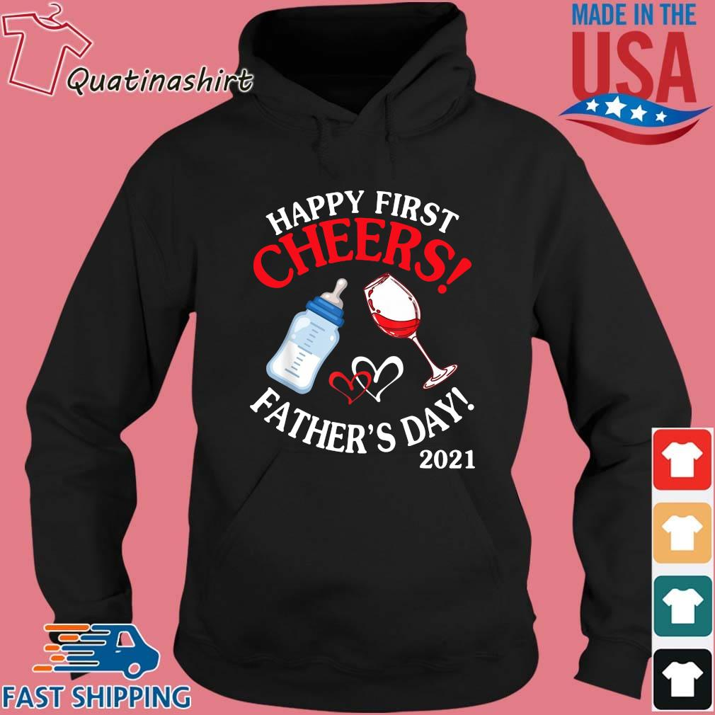 Happy first chers father's day 2021 s Hoodie den