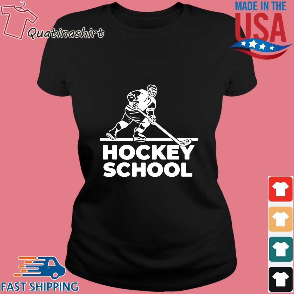 Hockey School 2021 Shirt Ladies den