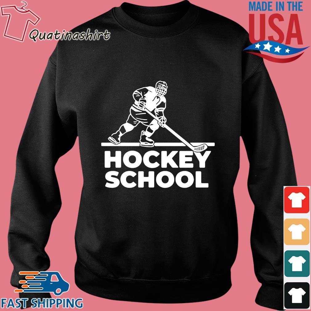 Hockey School 2021 Shirt Sweater den