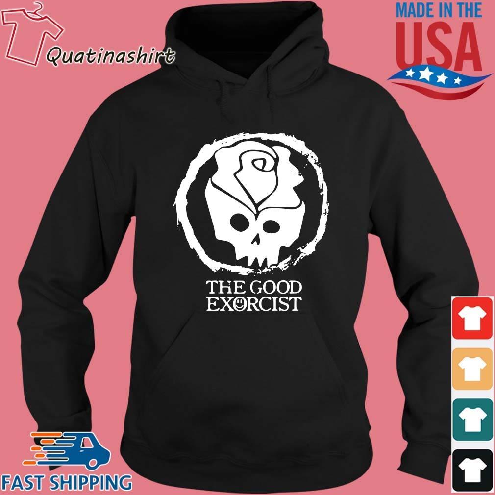 Josh stifter roseskull the good exorcist shirt super8 film Hoodie den