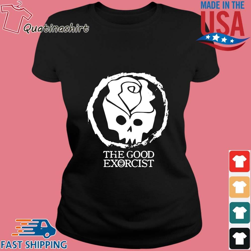 Josh stifter roseskull the good exorcist shirt super8 film Ladies den