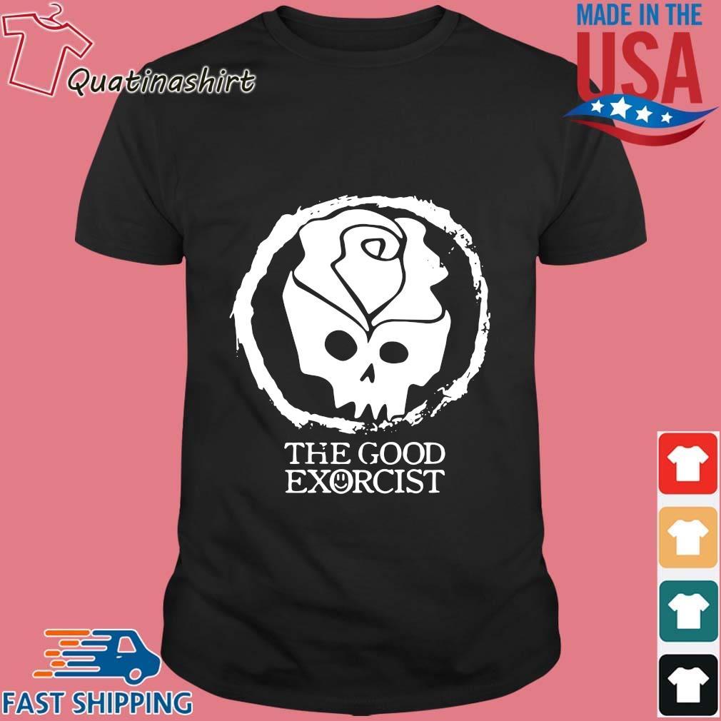 Josh stifter roseskull the good exorcist shirt super8 film