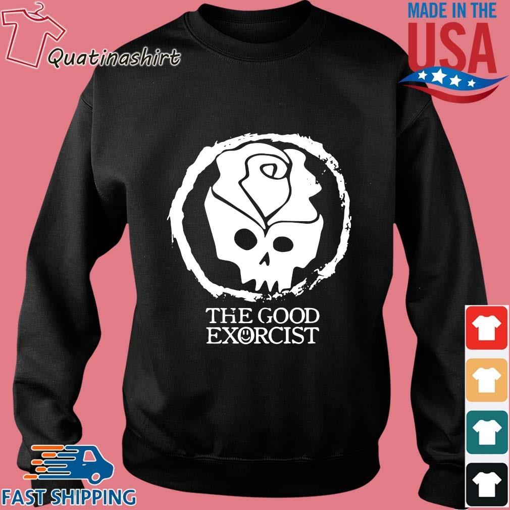 Josh stifter roseskull the good exorcist shirt super8 film Sweater den