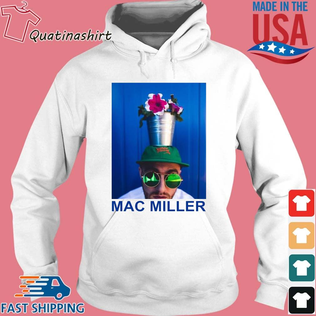 Mac Miller Flower Pot s Hoodie trang