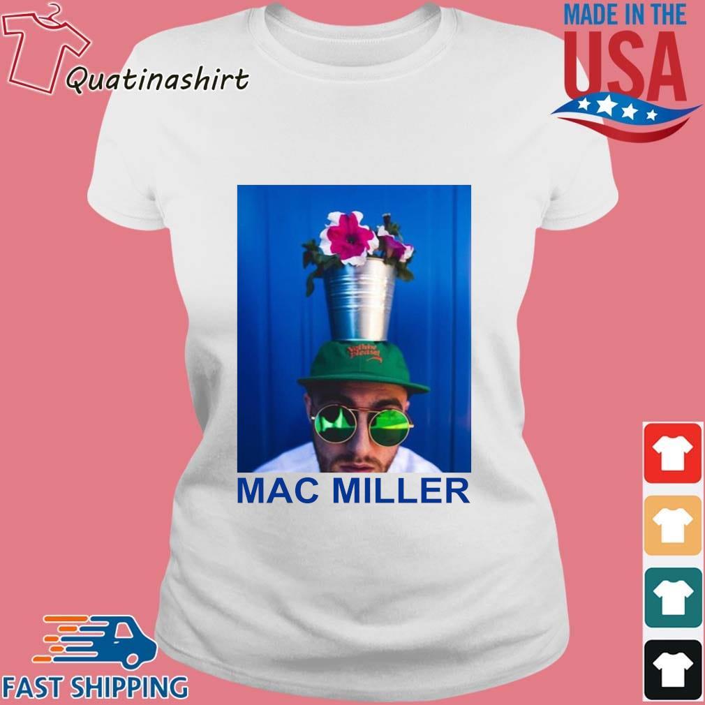 Mac Miller Flower Pot s Ladies trang