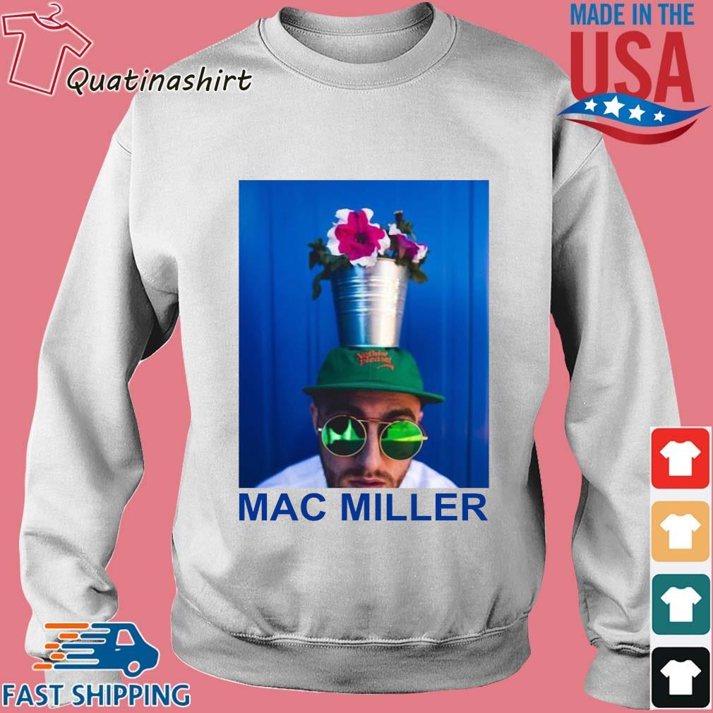 Mac Miller Flower Pot s Sweater trang
