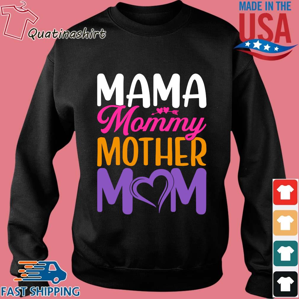 Mama mommy mother mom s Sweater den