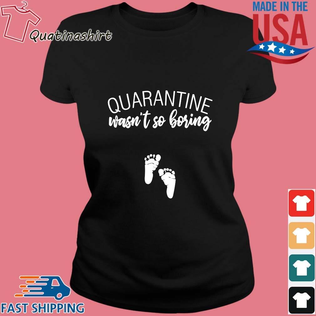 Quarantine wasn't so boring s Ladies den