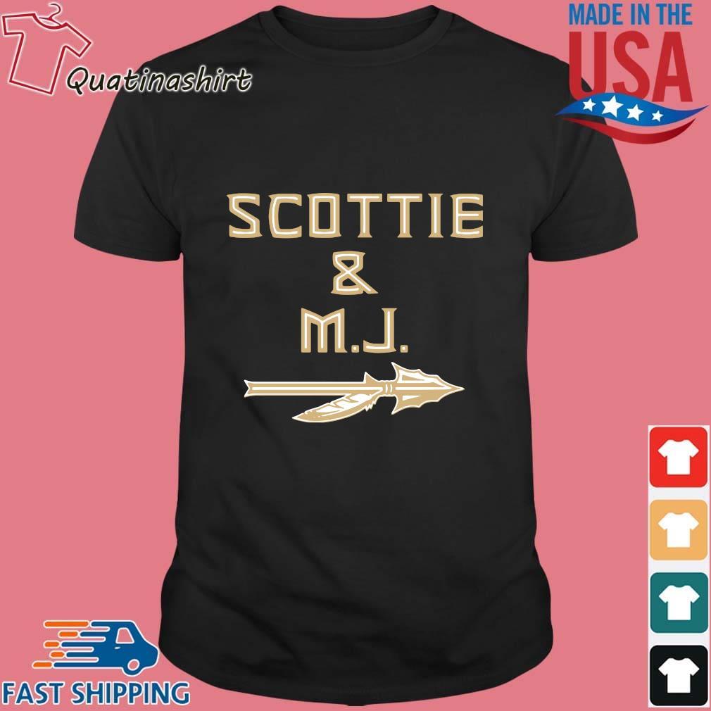 Scottie Pippen And Michael Jordan Shirt