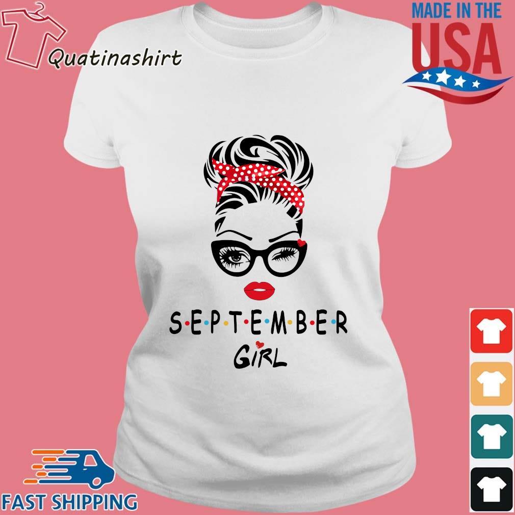 September Girl Friend Show TV 2021 Shirt Ladies trang
