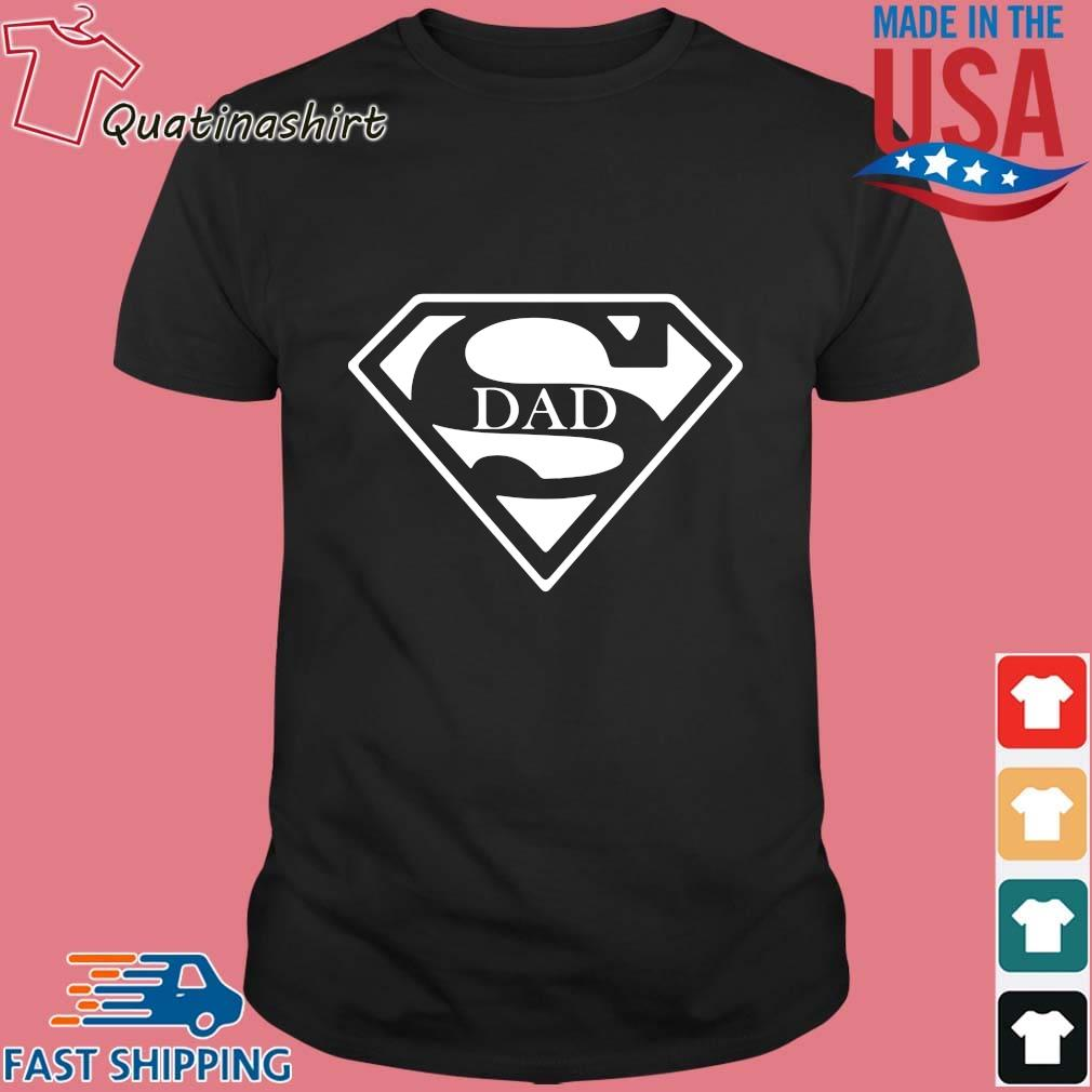 Superman Dad Shirt