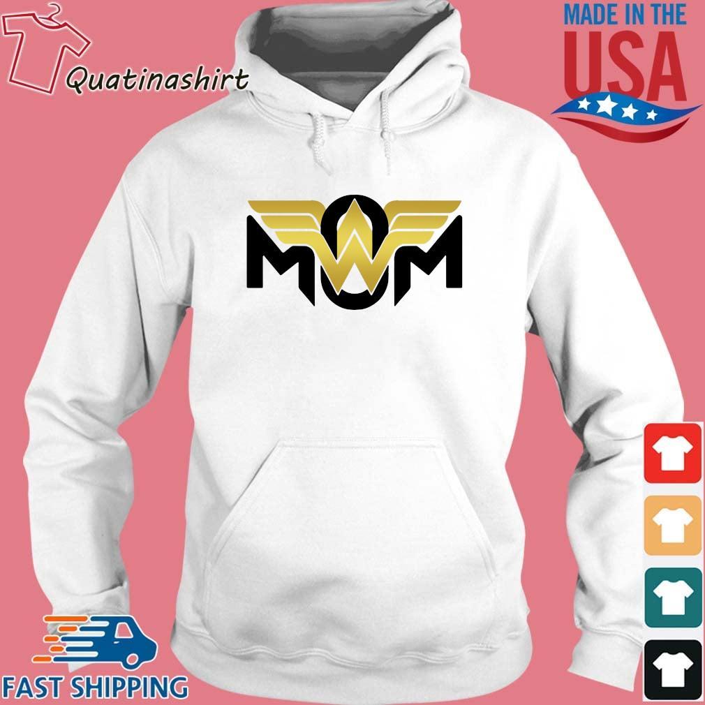 Superwoman Mom Mother Day Shirt Hoodie trang