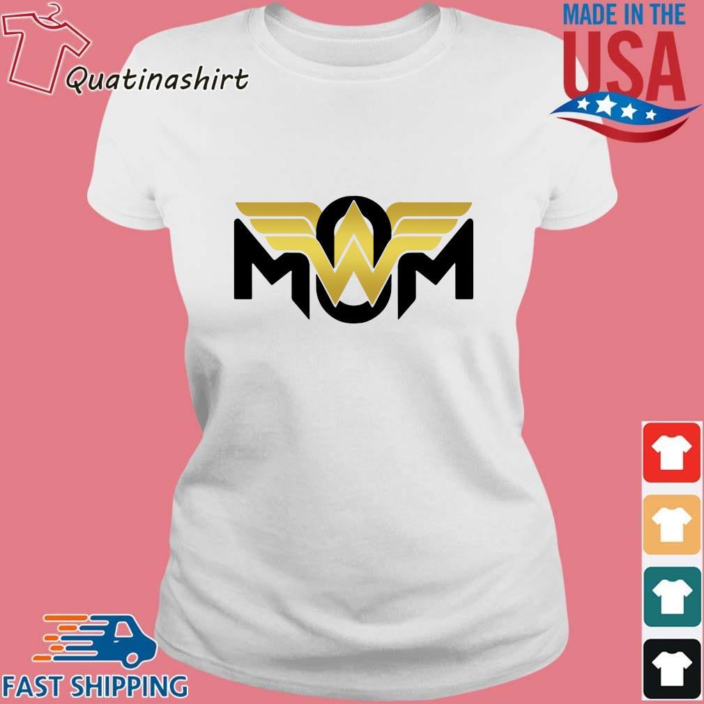 Superwoman Mom Mother Day Shirt Ladies trang