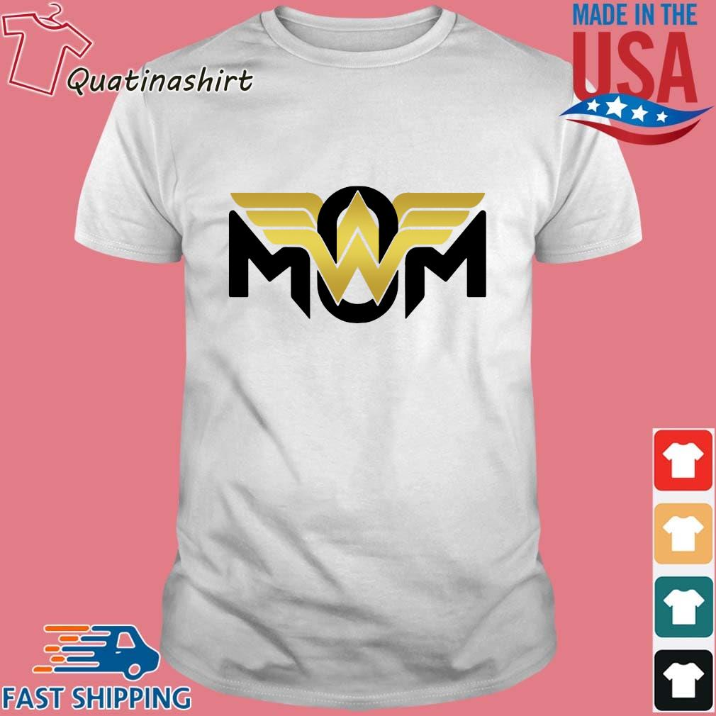 Superwoman Mom Mother Day Shirt