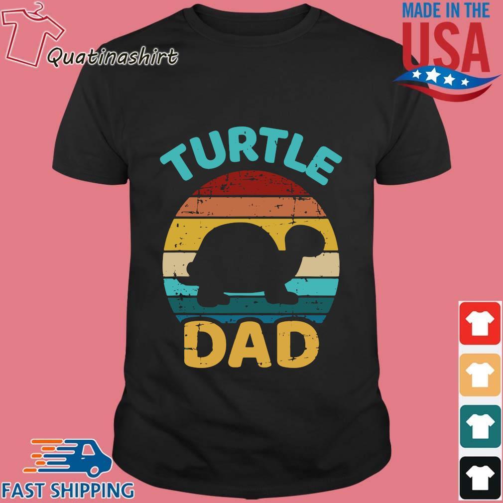 Turtle Dad Vintage Shirt