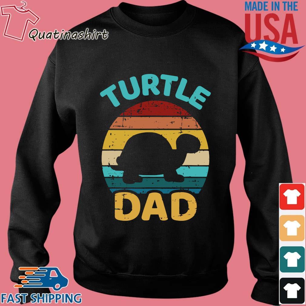 Turtle Dad Vintage Shirt Sweater den