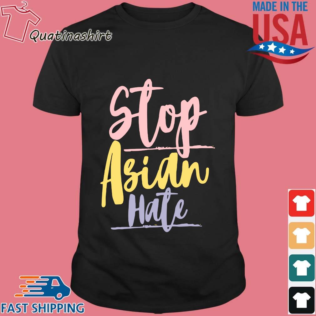 Vintage Stop Asian Hate Shirt