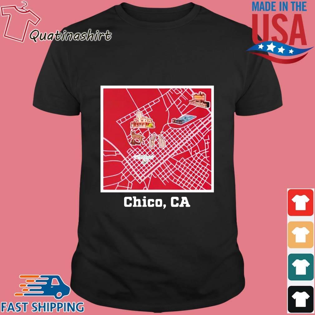 Barstool Best Bar 2021 Chico CA Shirt