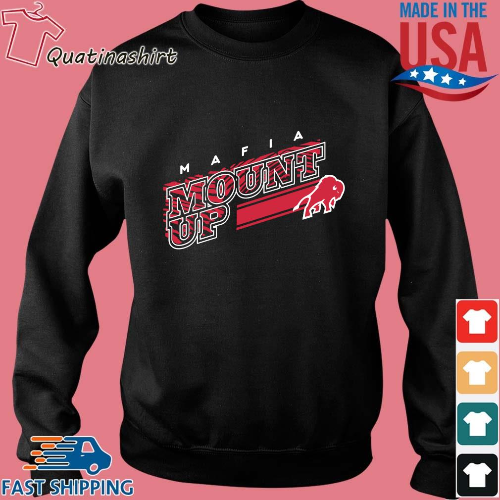 Buffalo Bills Mafia Mount Up Shirt Sweater den