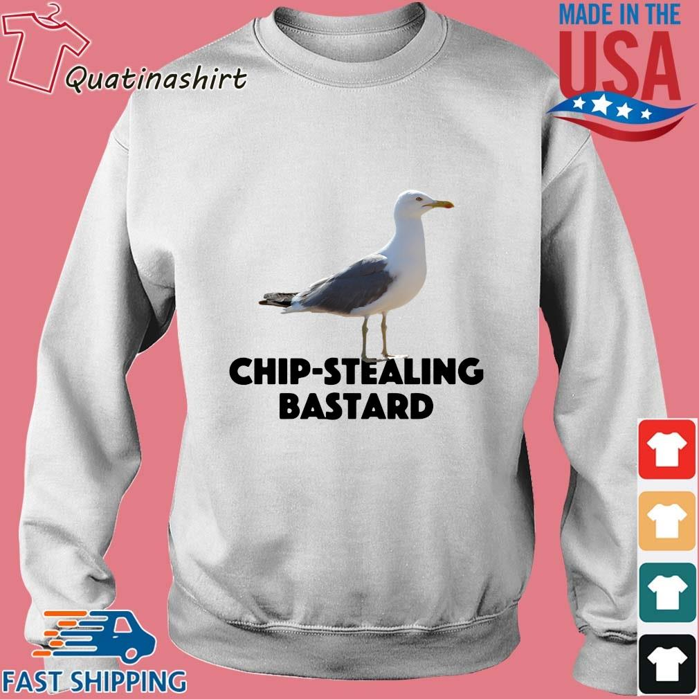 Chip Sealing bastard s Sweater trang