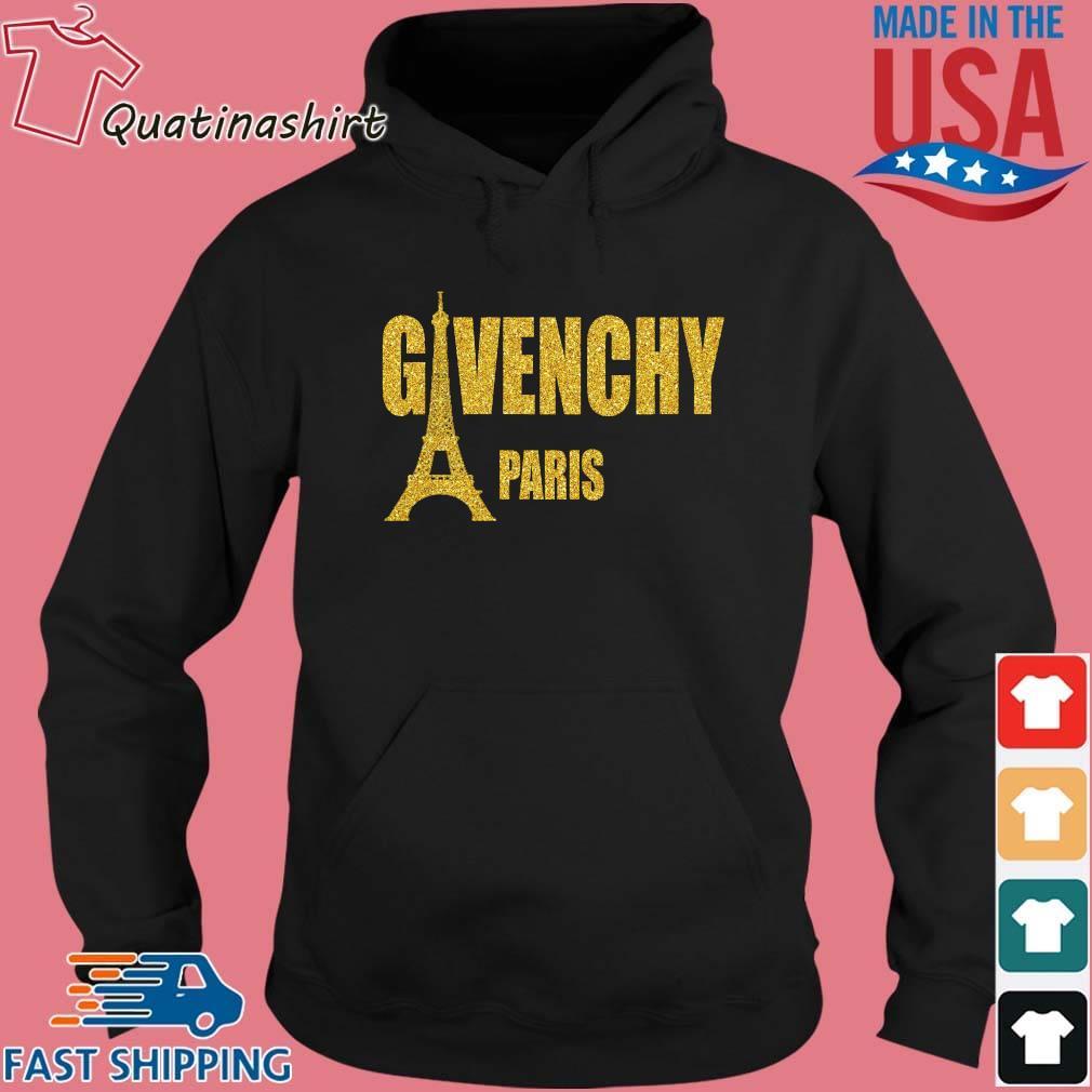 Givenchy Paris Eiffel Tower Shirt Hoodie den