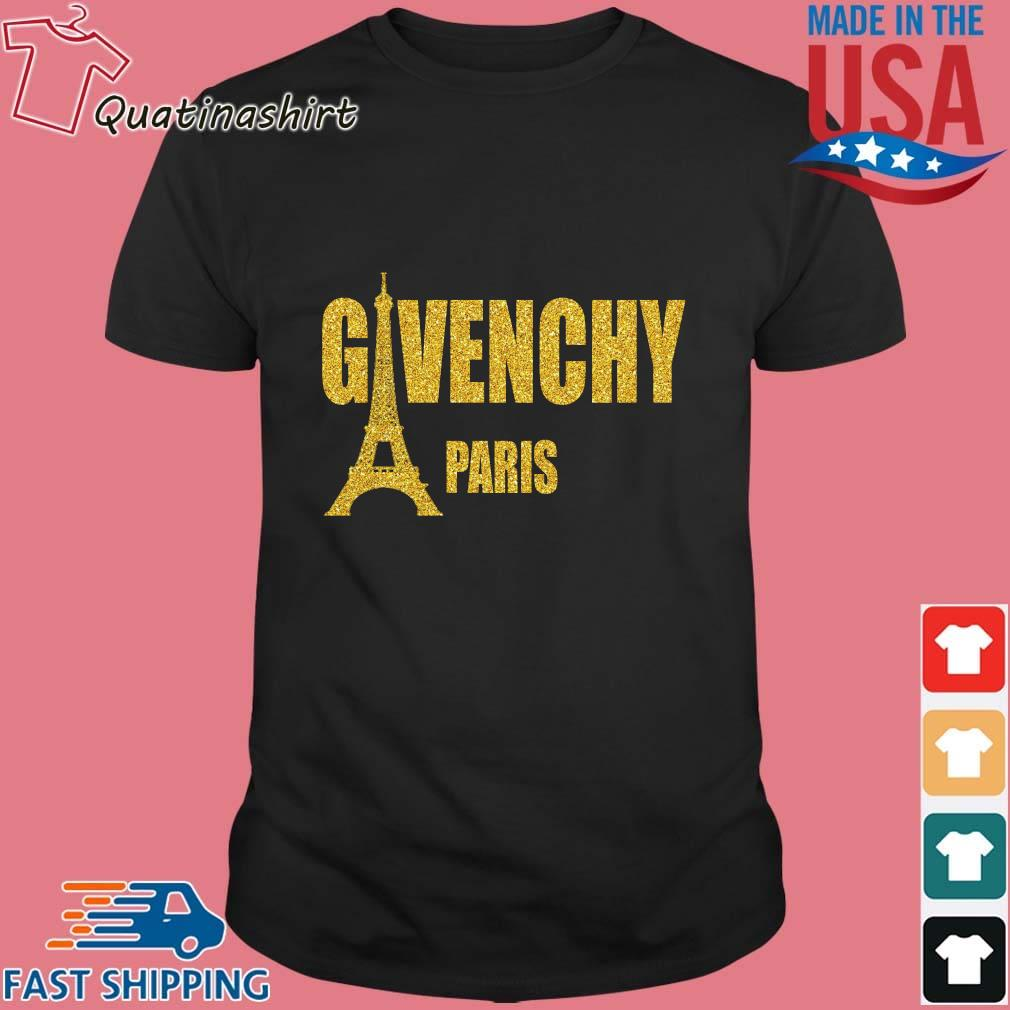 Givenchy Paris Eiffel Tower Shirt