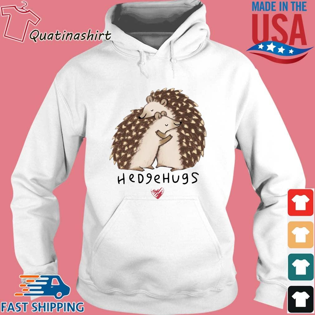 Hedgehogs Love Shirt Hoodie trang