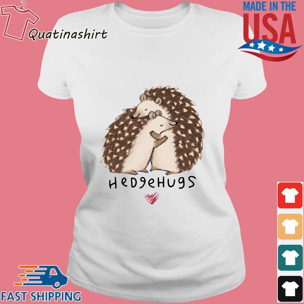 Hedgehogs Love Shirt Ladies trang