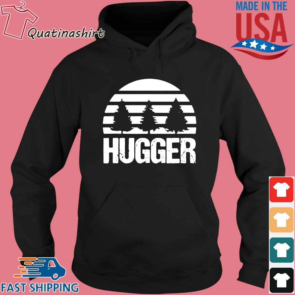 Hugger Tree Earth Day Shirt Hoodie den