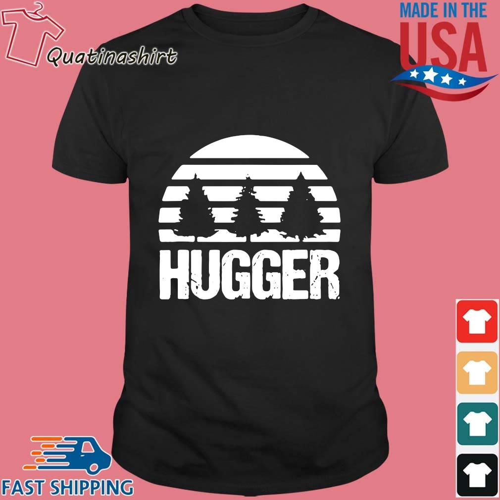 Hugger Tree Earth Day Shirt